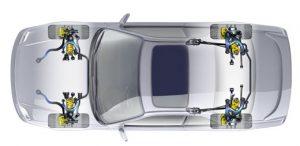 Cara Periksa Komponen Kaki-Kaki Mobil