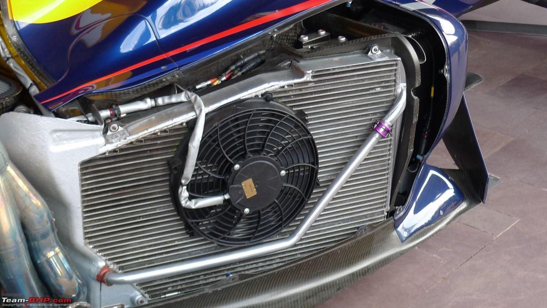 Kisi Radiator Mobil