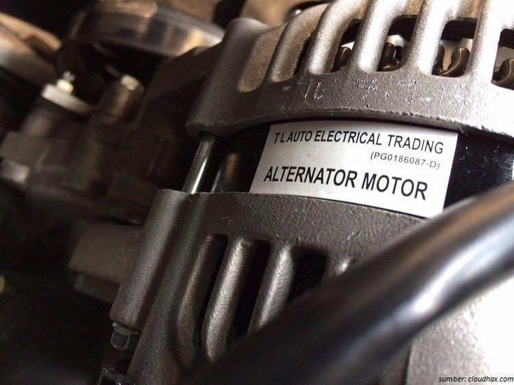 Alternator Mobil