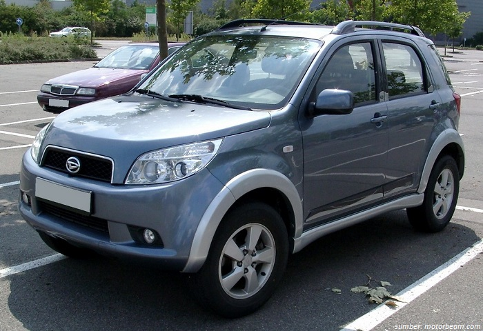 Daihatsu Terios Bekas