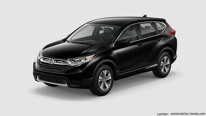 Honda CR-V Bekas