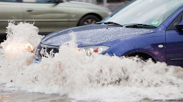 Bagaimana Nasib Mobil Bekas Banjir? Ini Beberapa Faktanya