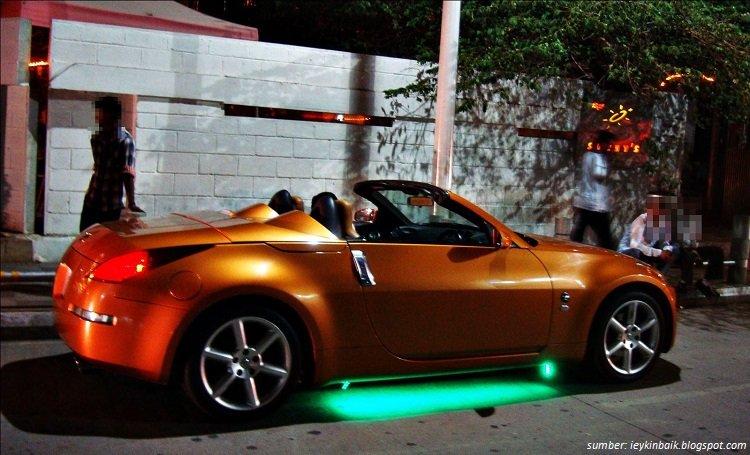 Mobil Bekas Modifikasi