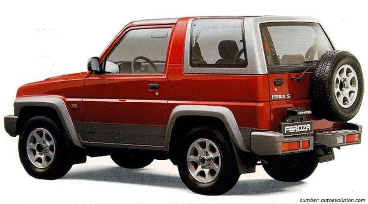 5 Mobil Bekas Murah Harga di Bawah Rp50 Jutaan, Tipe SUV