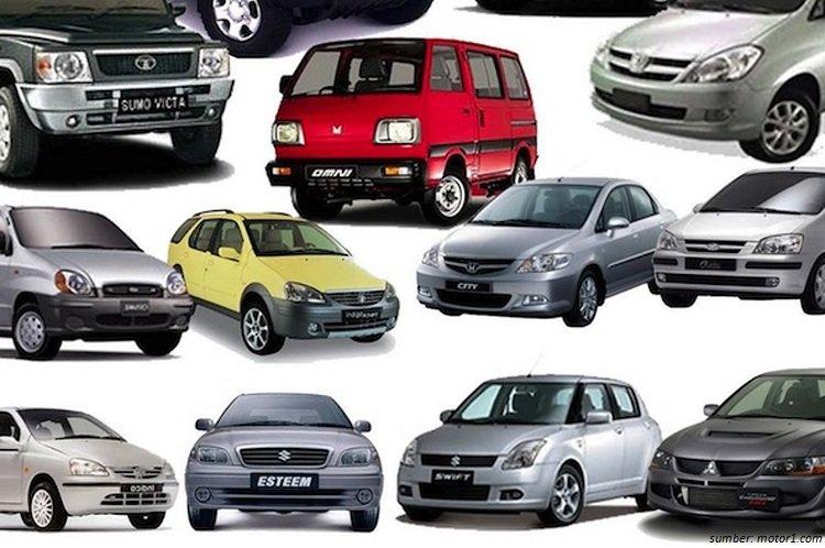7 Pilihan Mobil Bekas 50 Jutaan yang Menarik Dilirik-otospector