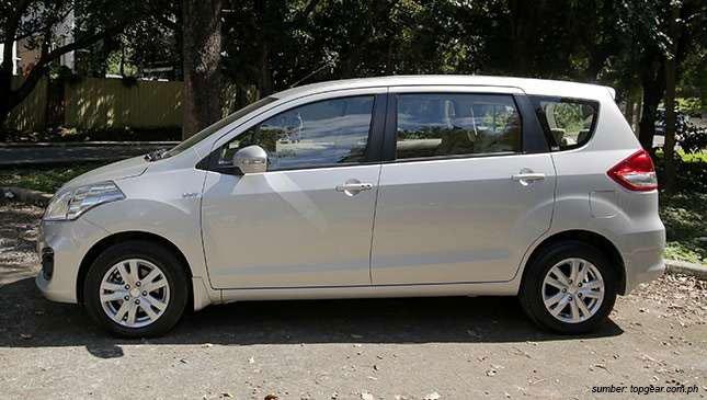 Harga Mobil Bekas MPV - Suzuki Ertiga