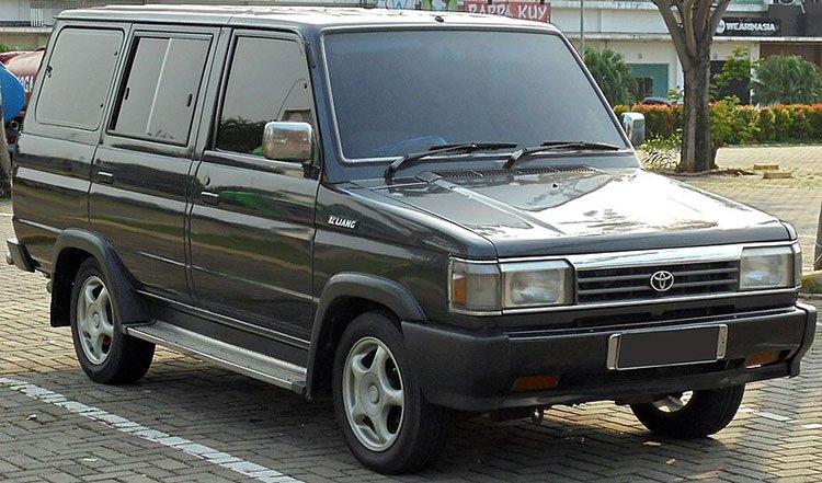 Toyota Kijang Super