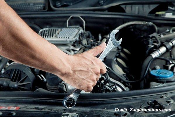 6 Trik Pedagang Seputar Mesin, Saat Jual Beli Mobil Bekas