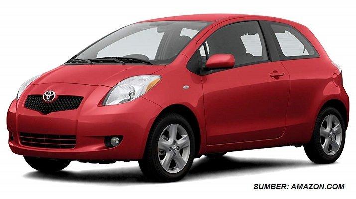 Ini Toyota Yaris Bekas Yang Masih Dicari, Plus Harga Komplitnya