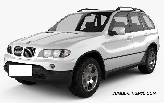 Mobil Bekas BMW X5