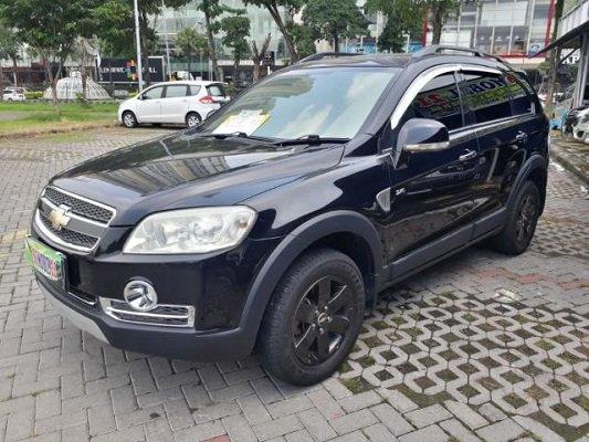 Chevrolet Captiva Bekas