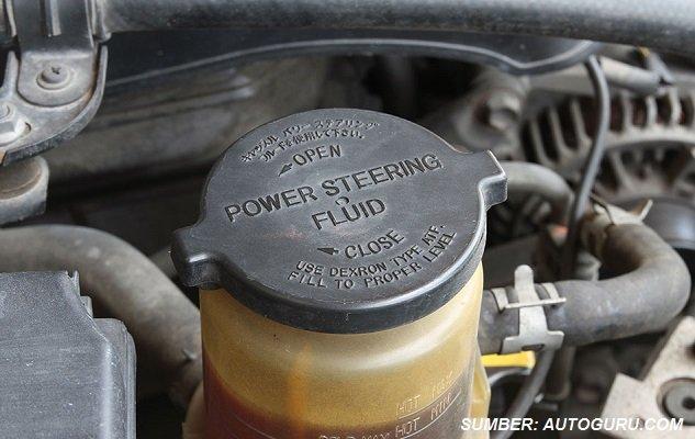 Oli Power Steering
