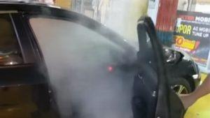 Free Fogging, Jaminan Mobil Bebas Kuman Kerjasama Otospector dan Dokter Mobil