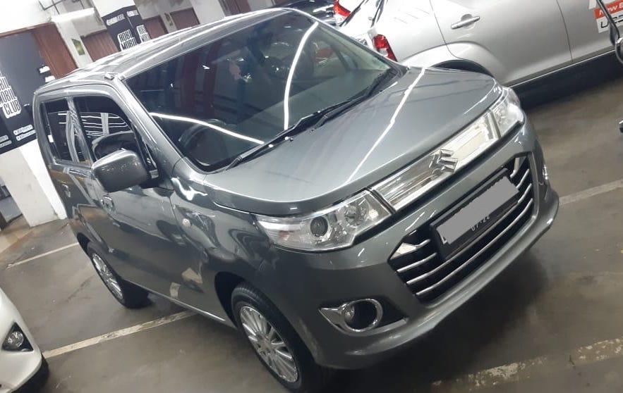 Harga mobil bekas di bawah 100 juta - Suzuki Karimun 2017