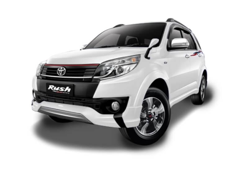 Harga Toyota Rush Bekas Per Juli 2021
